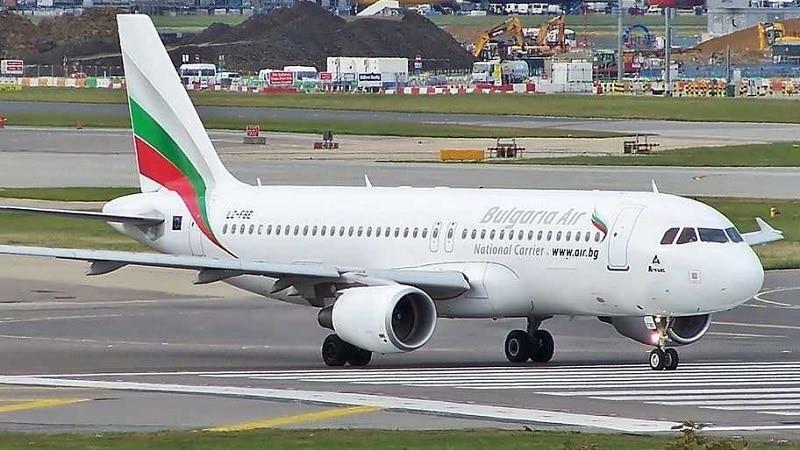 Пассажирская авиакомпания Bulgaria Air (Болгарские Авиалинии)
