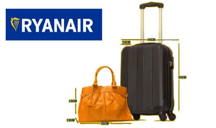 """Нормы и правила перевозки вещей в авиакомпании """"Ryanair"""": ручная кладь и багаж, новые требования"""