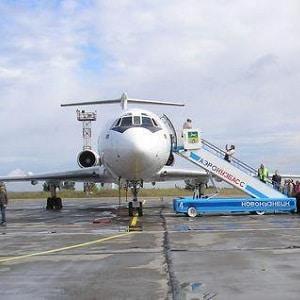 Спиченково - международный аэропорт Новокузнецка