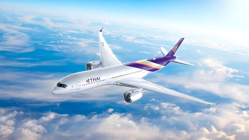 "Национальная авиакомпания Таиланда ""Thai Airways International"""