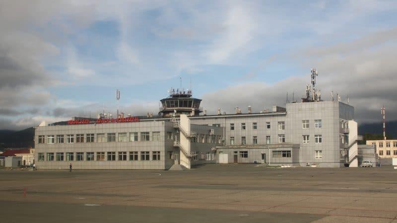 Международный аэропорт Южно-Сахалинск (Хомутово)