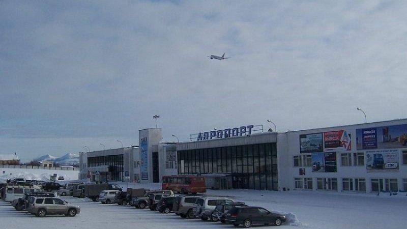 Международный аэропорт Магадан (Сокол) федерального назначения