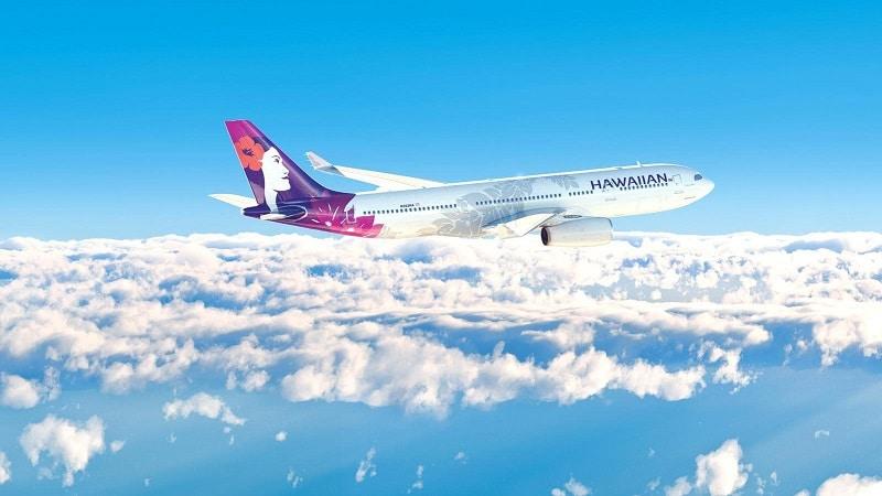 """Одна из крупнейших авиакомпаний США """"Hawaiian Airlines"""""""