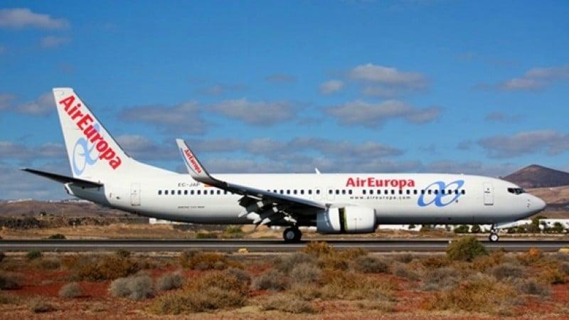 Испанская авиакомпания Air Europa