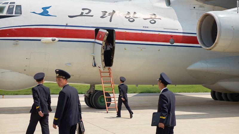 Государственная национальная авиакомпания КНДР Air Koryo