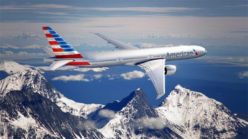 Авиакомпания American Airlines (Американские Авиалинии)