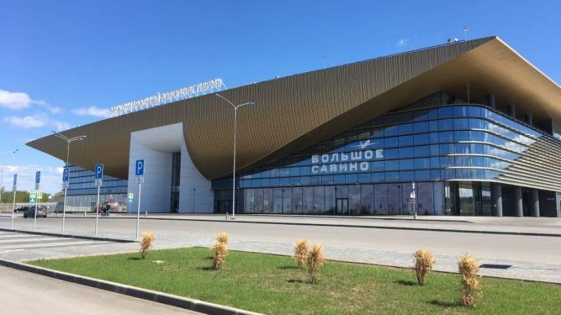 """Международный аэропорт Перми """"Большое Савино"""""""