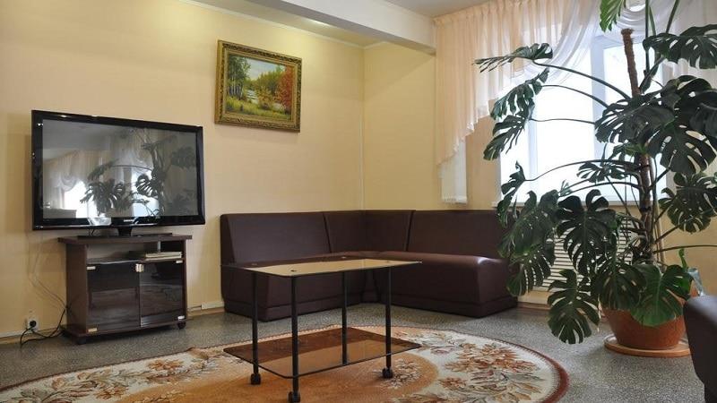 Гостиница аэропорта Емельяново для комфортного проживания