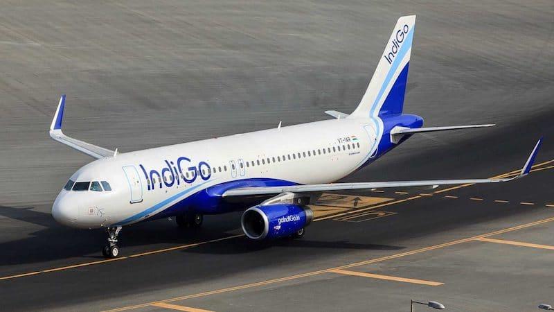 Индийская частная бюджетная авиакомпания IndiGo Airlines