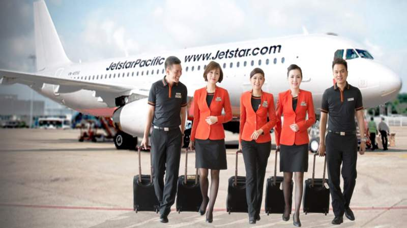 "Бюджетная авиакомпания ""Jetstar Asia Airways"""
