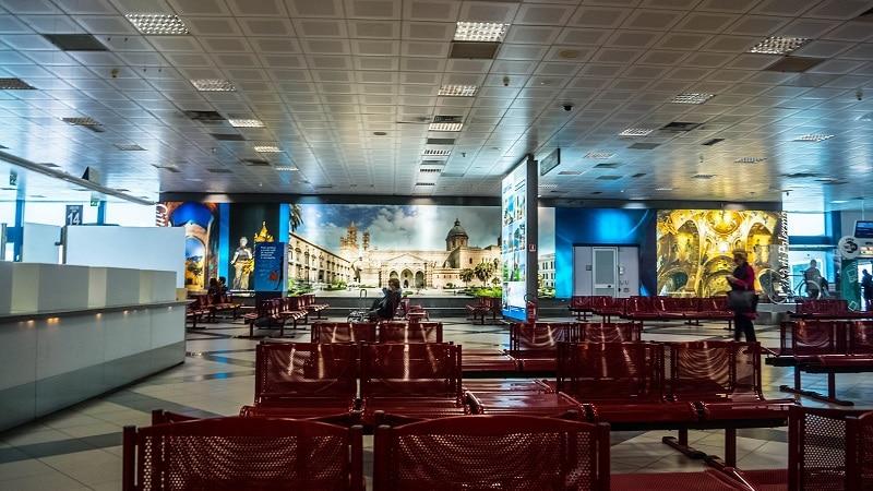 Как называется международный аэропорт Сицилии