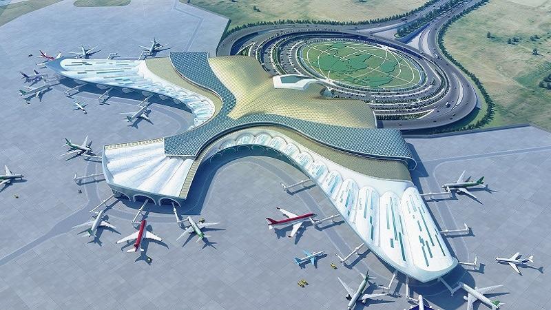 Международный аэропорт Ашхабад (Туркменистан)