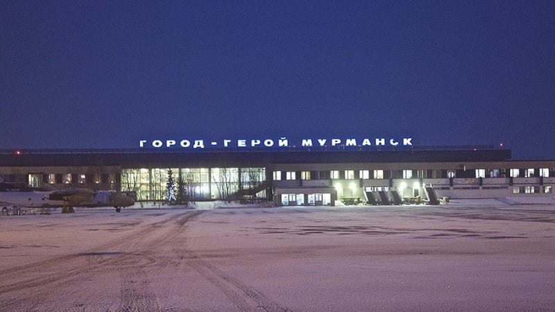 "Международный аэропорт ""Хибины"" (Апатиты, Мурманская область)"