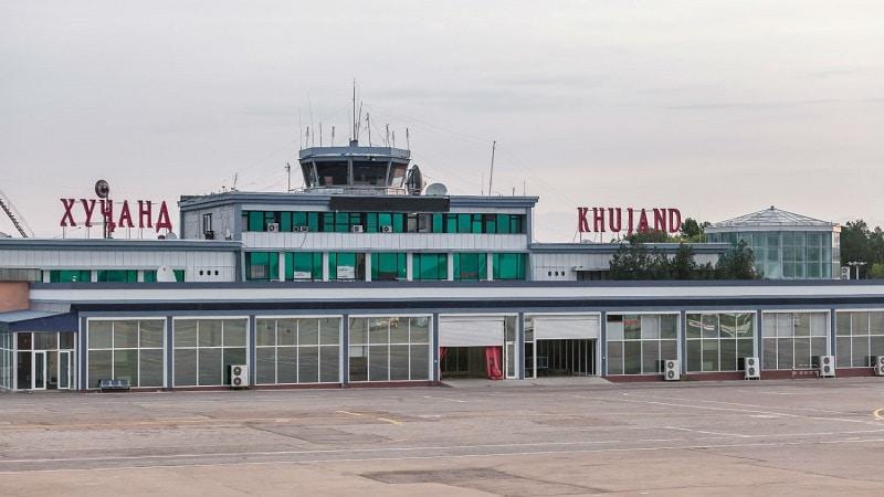 Международный аэропорт Худжанд (Республика Таджикистан)