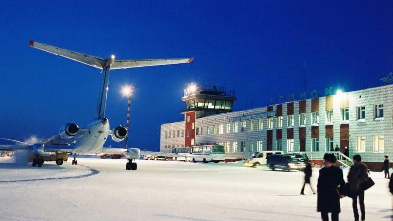 Обзор аэропорта Усинск в одноименном городе Республики Коми