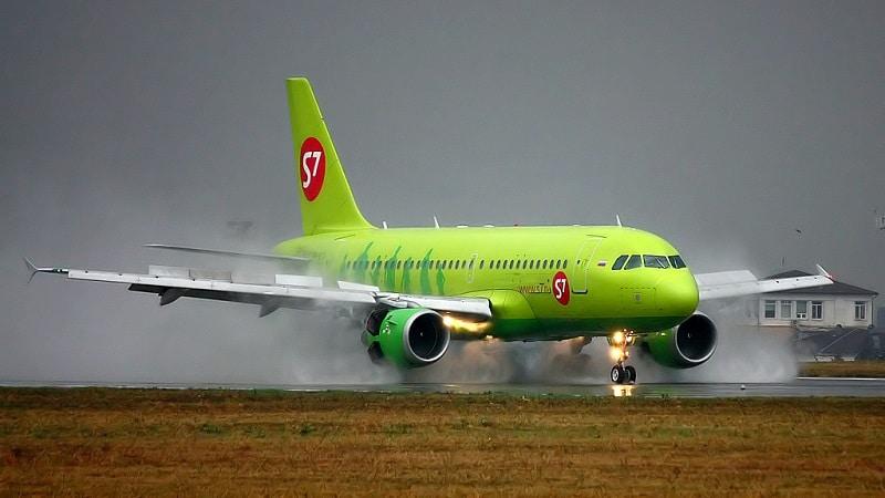 "S7 Airlines: ПАО авиакомпания ""Сибирь"""