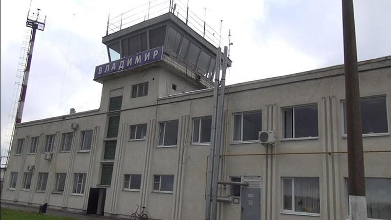 """Региональный аэропорт """"Владимир"""" (Семязино)"""
