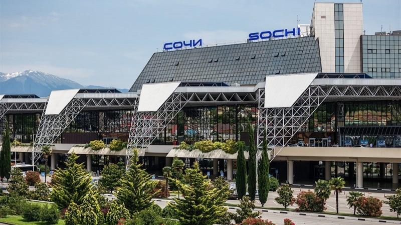 Список аэропортов Краснодарского края