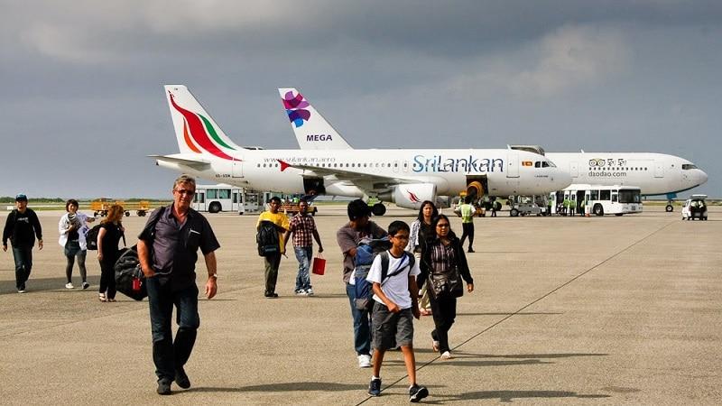Аэропорт Мальдив: Мале (Male), описание и инфраструктура