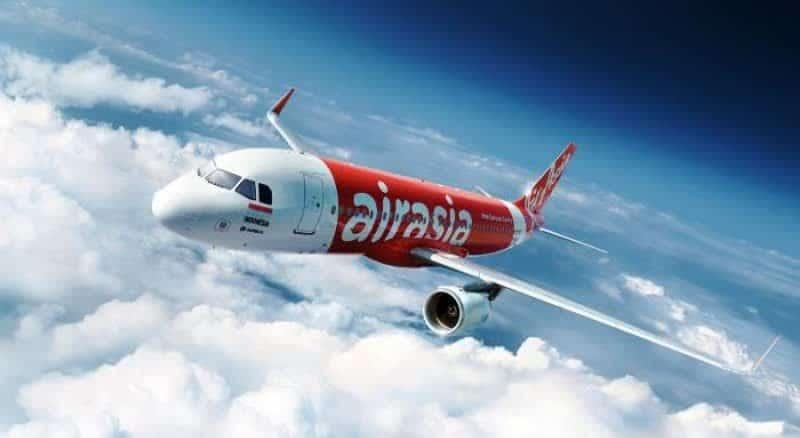 """Бюджетная малайзийская авиакомпания """"Air Asia"""""""