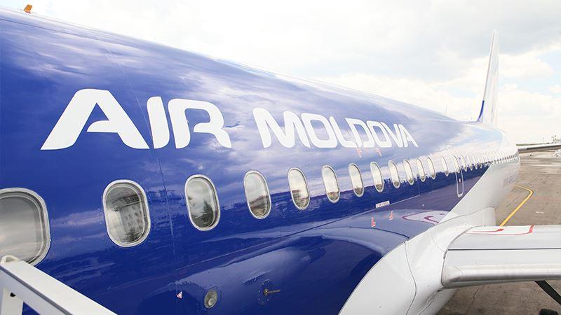 Национальный гражданский авиаперевозчик Air Moldova (Аир Молдова)