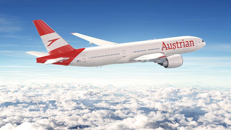 Авиакомпания Austrian Airlines (Австрийские Авиалинии)