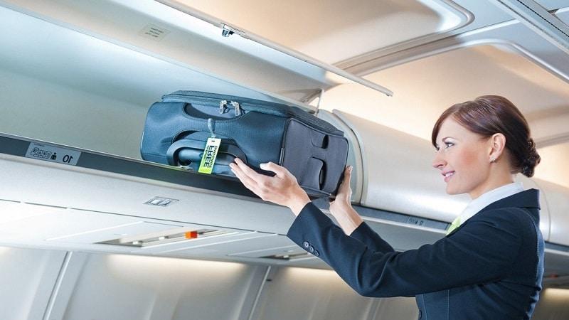 """Правила перевозки вещей в авиакомпании """"Royal Flight"""" (Роял Флайт): ручная кладь и сдаваемый багаж"""