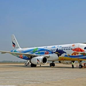 Тайская авиакомпания Bangkok Airways