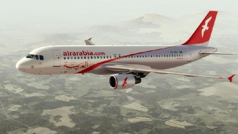 """Бюджетная арабская авиакомпания """"Air Arabia"""""""