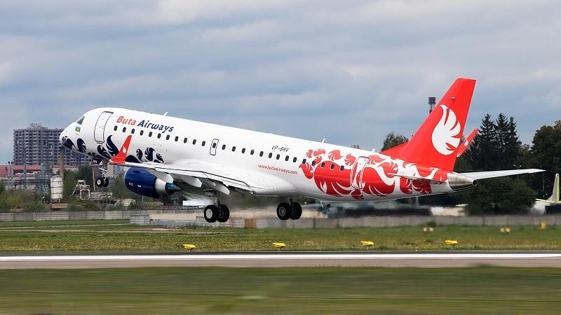 Бюджетная азербайджанская авиакомпания Buta Airways (AZ)