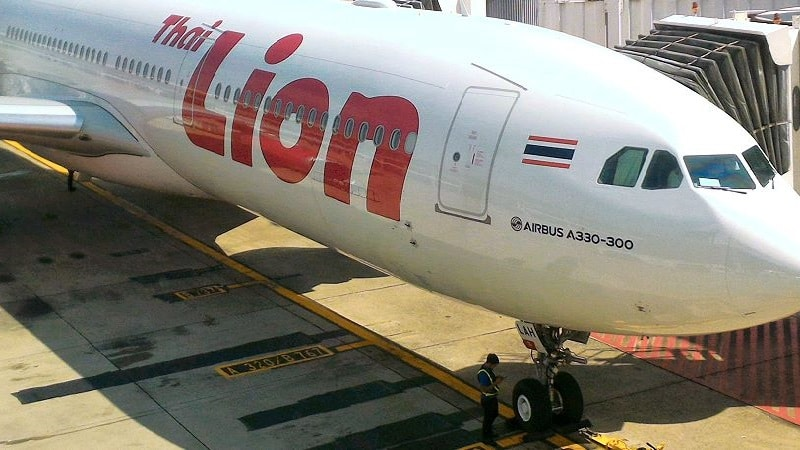 Бюджетная тайская авиакомпания Thai Lion Air
