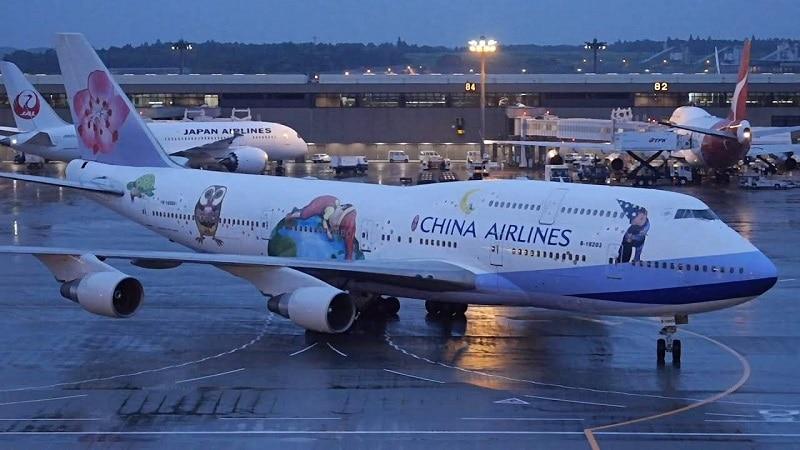 Главная авиакомпания Тайваня China Airlines