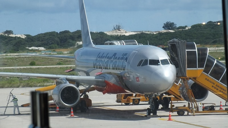 Бюджетная австралийская авиакомпания Jetstar Airways