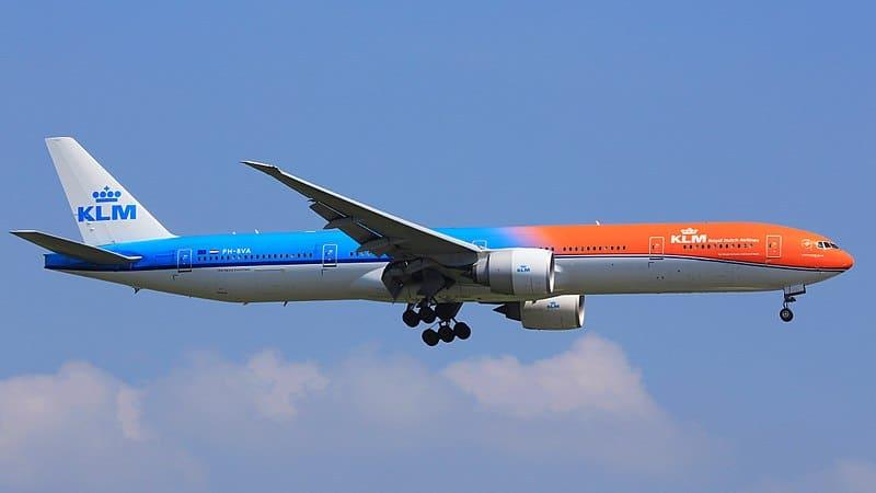 Инструкция по прохождению регистрации на рейс KLM онлайн и оффлайн