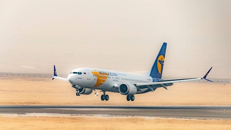 Авиакомпания MIAT Mongolian Airlines (Монгольские Авиалинии)