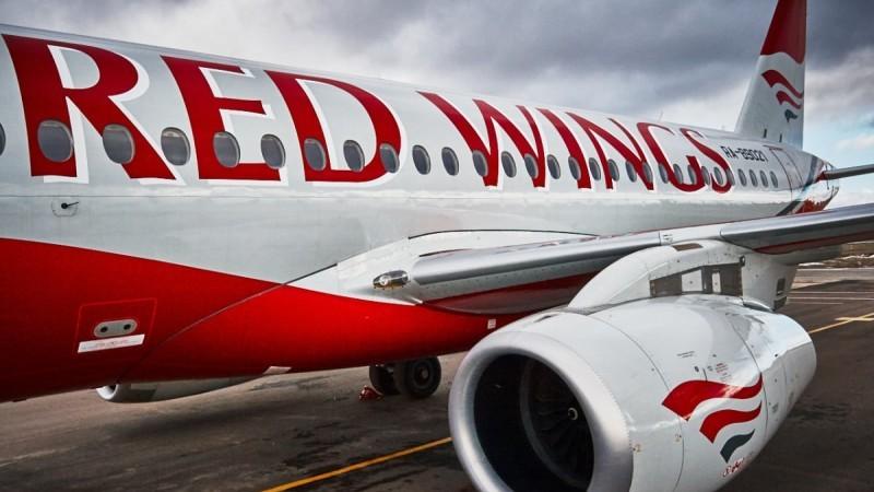 Российская авиакомпания Red Wings Airlines (Ред Вингс Эйрлайнс)