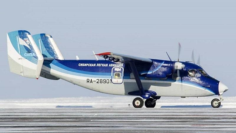 Российская авиакомпания СиЛА (Сибирская Легкая Авиация)