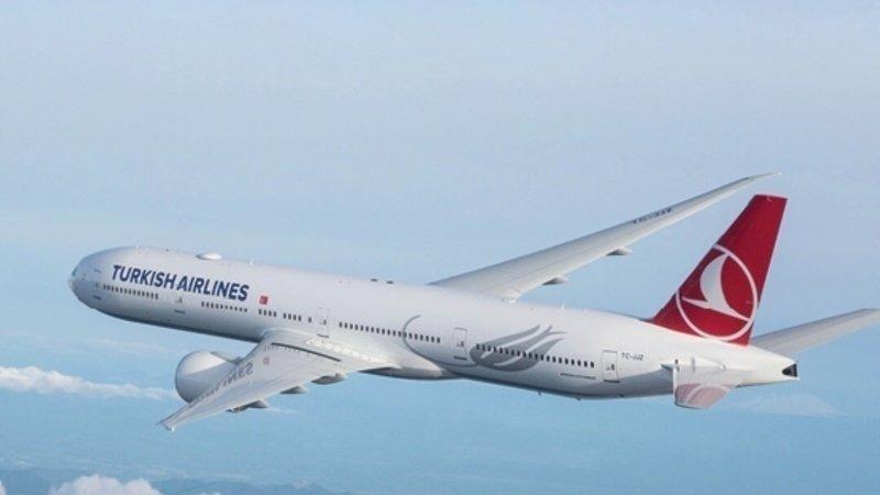 "Турецкая авиакомпания ""Turkish Airlines"" (Туркиш Эйрлайнс)"