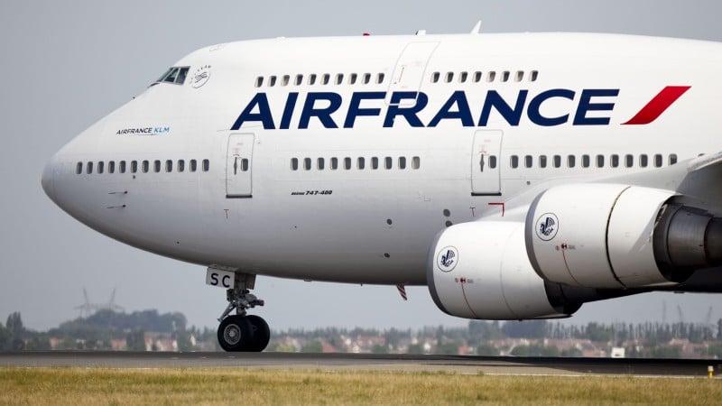 """Регистрация на рейс онлайн в """"Air France"""" (Эйр Франс)"""