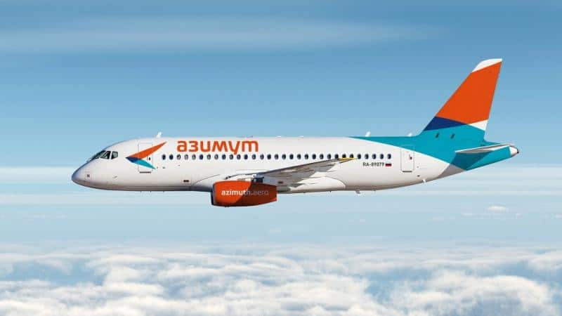 """Авиакомпания """"Азимут"""": краткая история, особенности и преимущества"""