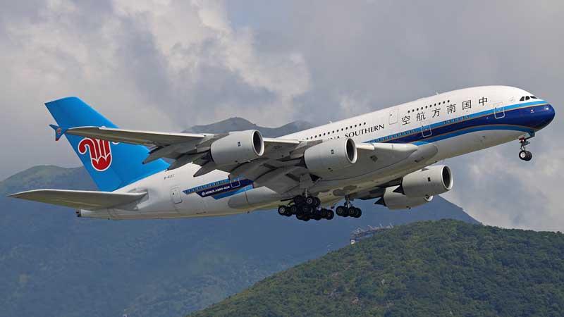Список китайских авиалиний с представительством в Москве