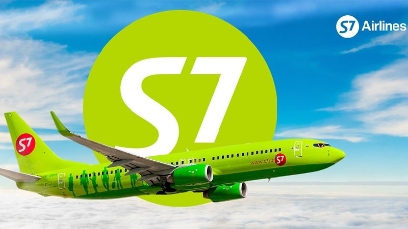Летаем бесплатно при помощи накопленных миль S7