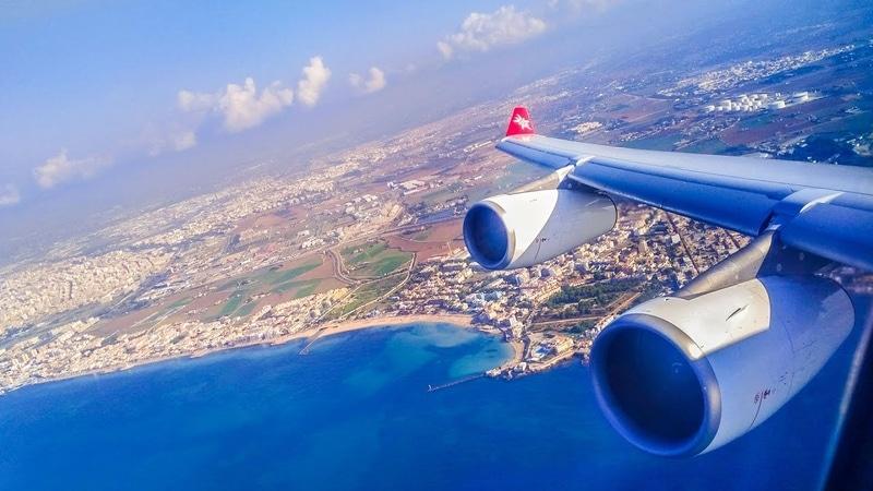"""Швейцарская чартерная авиакомпания """"Edelweiss Air"""""""