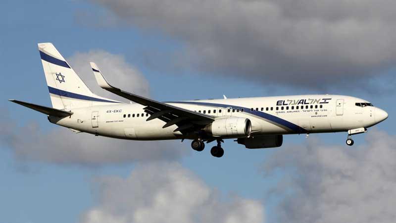 """Национальный авиаперевозчик Израиля """"El Al Israel Airlines"""" (Эль Аль Израиль Эйрлайнс)"""