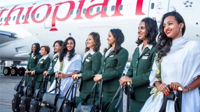 Государственная авиакомпания Эфиопии - Ethiopian Airlines