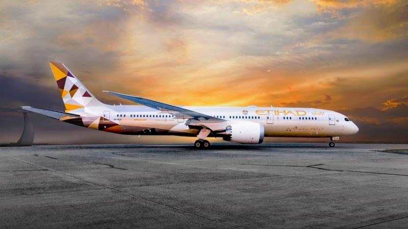 """Национальная авиакомпания Объединенных Арабских Эмиратов """"Etihad Airways"""""""