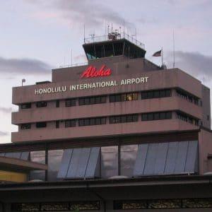 Международный аэропорт Гавайских островов