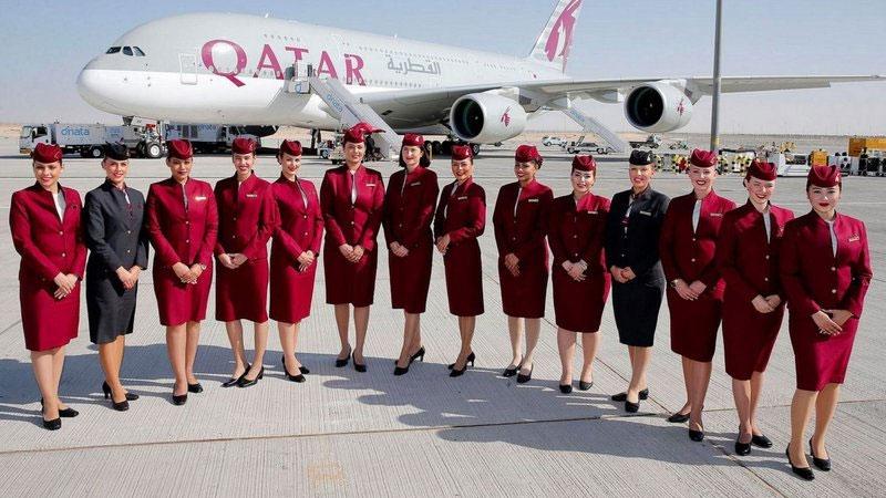 """Как пройти онлайн регистрацию на рейс Катарских авиалиний """"Qatar Airways"""""""