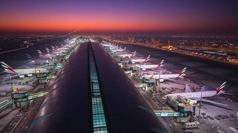 Международные аэропорты Дубая: где находятся, как называются