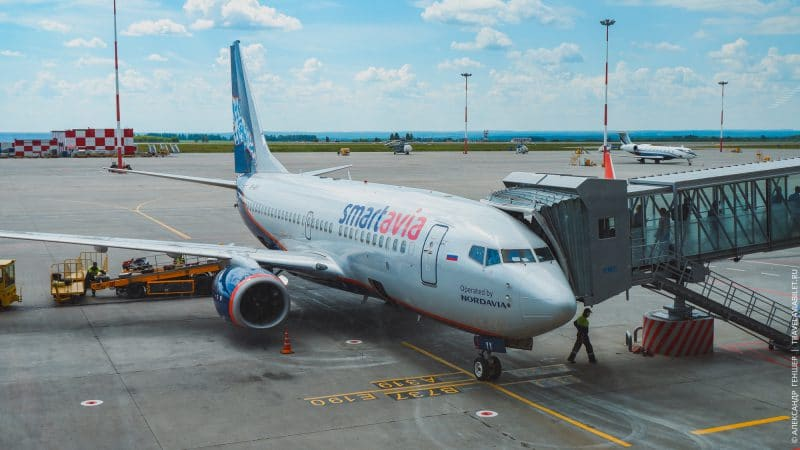Как правильно пройти регистрацию на рейс Нордавиа онлайн и оффлайн